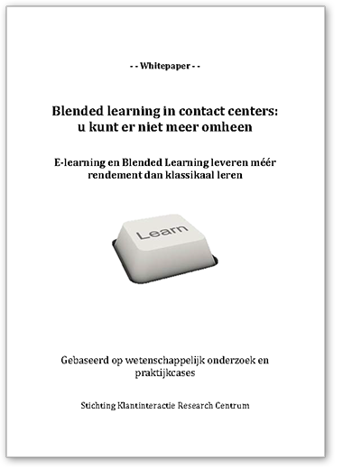 Whitepaper Metier Academy Benelux Blended Learning